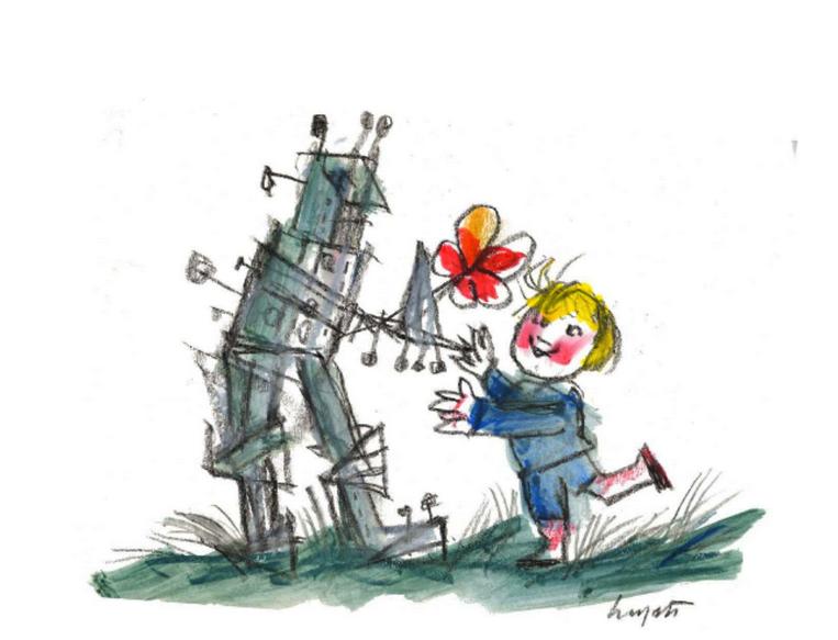 ¿Debemos enseñar moral a los robots?