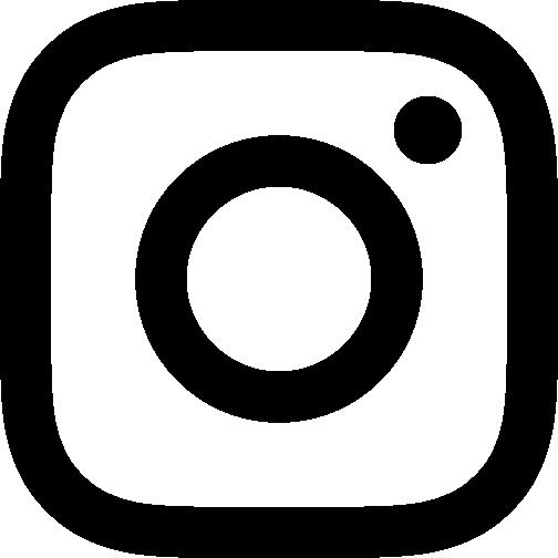Instagram logo glyph