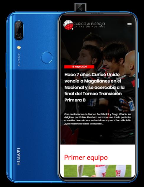 Huawei p smart CA